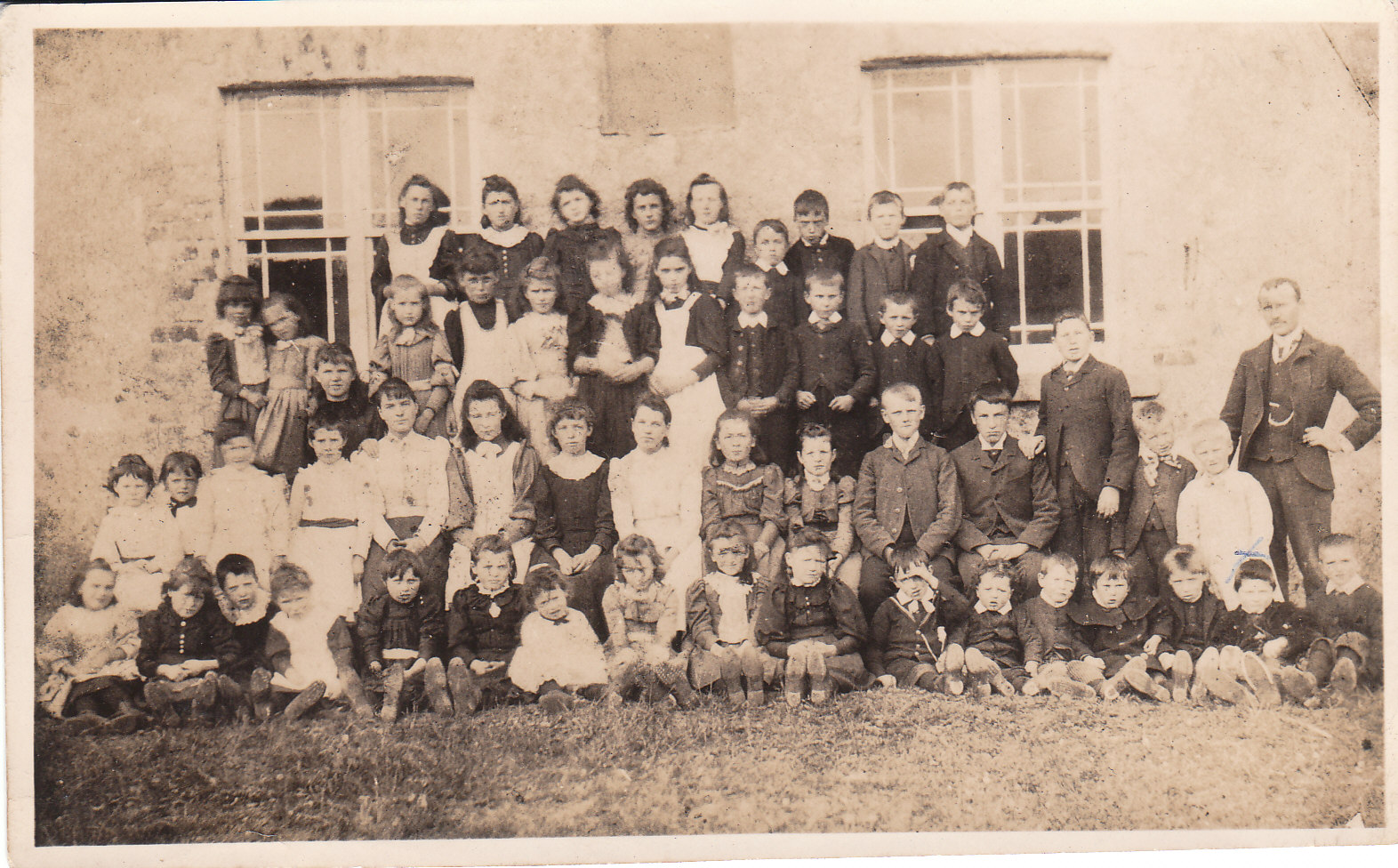 Cabra National School 1890s