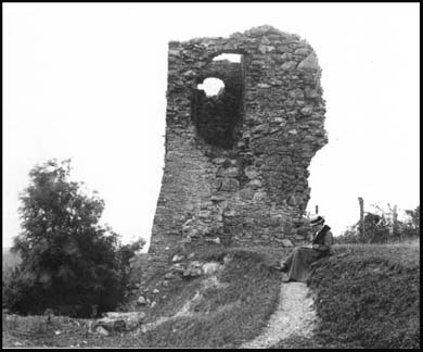 Castlescreen Rath and Stone Tower