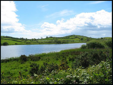 Magheralagan Lough