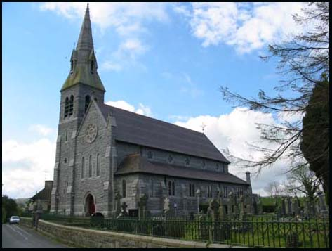 Leitrim Catholic Church, Drumgooland parish