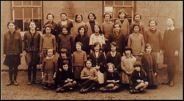 Dunsford Girls 1931