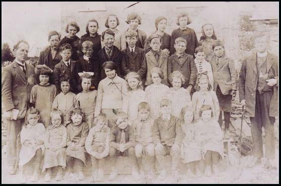 Dunsford National School 1921