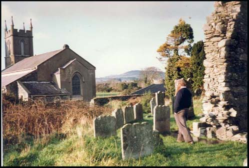 The parish church of Maghera