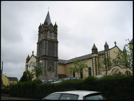 St Patricks Catholic Church Ballynahinch