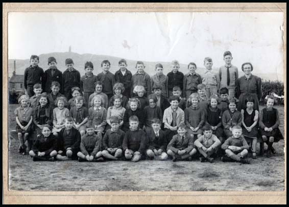 Movilla School 1940s