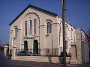 Presbyterian Church, South Street, Newtownards