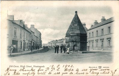 Old Cross, High St, Newtownards