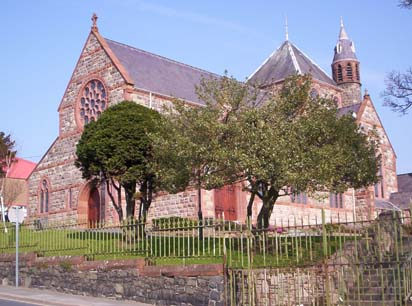 St. Patrick's Catholic Church, Newtownards