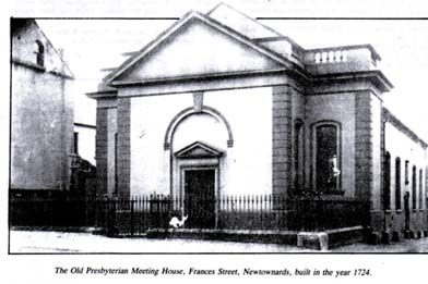 Old Non Subscribing Presbyterian Church