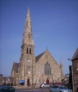 Strean Presbyterian Church, Newtownards