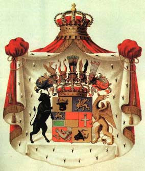 Mecklenburg Coat of Arms