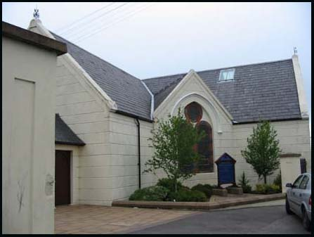 1st Presbyterian Church,  Comber
