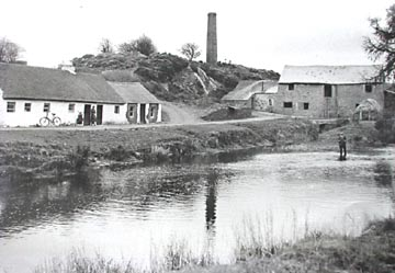Creghtons Scutch Mill, Leapogues