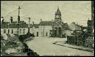 Shrigley town square c. 1905