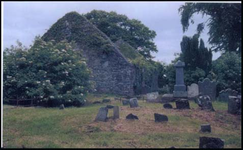 Magheradrool graveyard