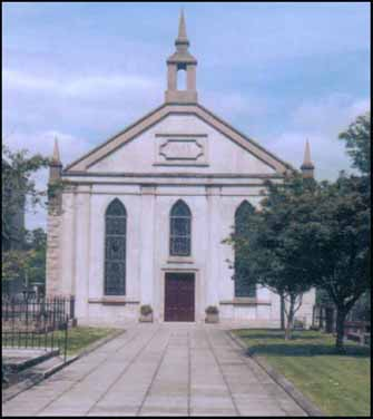 1st Presbyterian Church, Saintfield